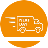 Next day services