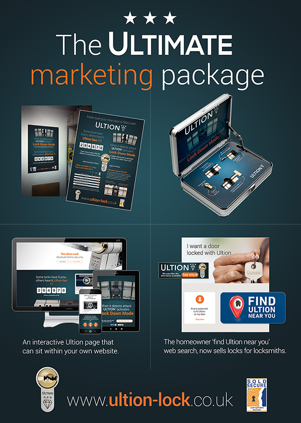 Ultion marketing support leaflet