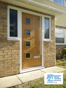 Aztec Windows 'had to offer' Ultion as standard on ALL doors