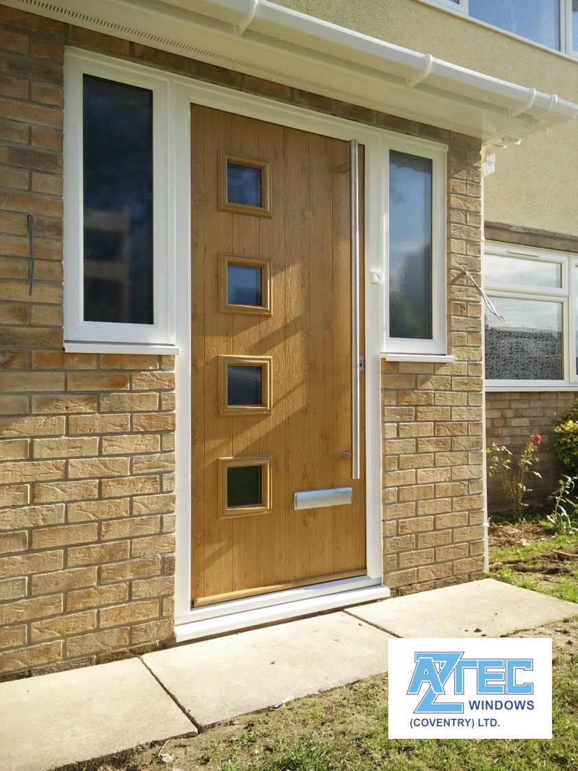 Aztec Windows u0027had to offeru0027 Ultion as standard on ALL doors : all doors - pezcame.com